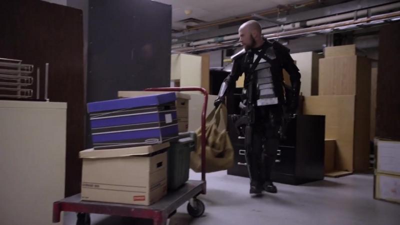 Интервью, взрыв и побег - Ярость-2 (2014), реж. Уве Болл