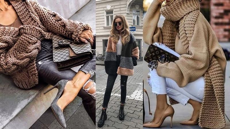 Moda   Tendencias Otoño Invierno 2018 - 2019   Fall 2018 Winter 2019 Fashion Trends