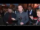 Люди под АП проявляют агрессию по отношению к корреспонденту NEWSONE 22 04 19