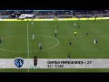 Major League Soccer Day 29 Best goals