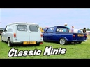 Classic MINIS at Isle of Wight Garlic Festival 2017