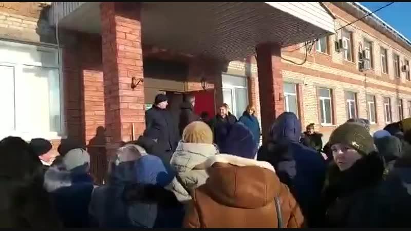 Собрание завода ООО «Оргсинтез ОКА».