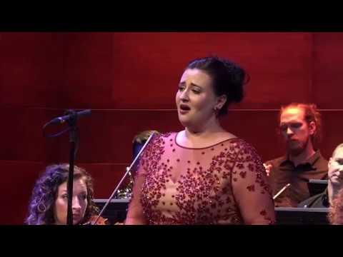 37th International Hans Gabor Belvedere Singing Competition. Final concert. FRANCES DU PLESSIS
