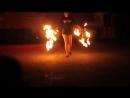 Выступление группы Fire of life.Танец в исполнении Виктории