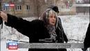 Жители разбитого Донецкого рассказали, что думают об украинских вызволытэлях