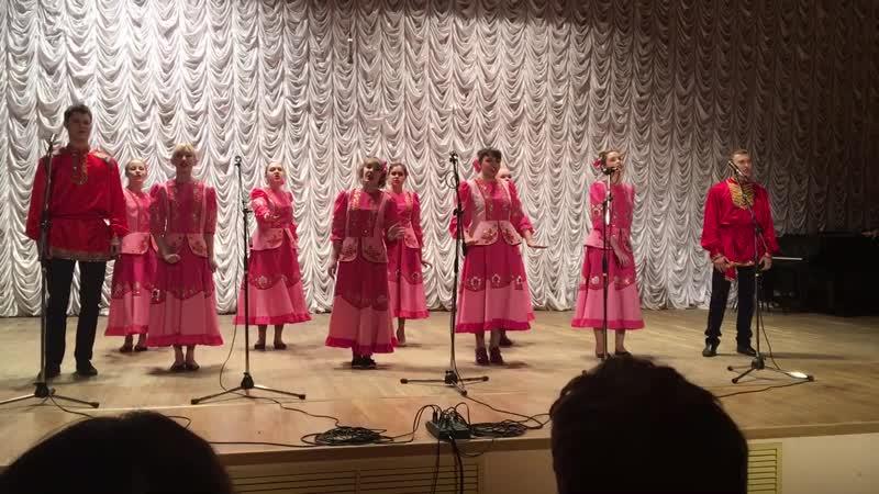 Вокальный ансамбль Контраст