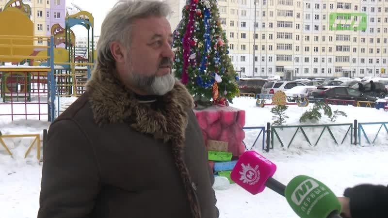 Конкурс Новогодний Нижневартовск в самом разгаре! О том, чем удивляют участники в этом году