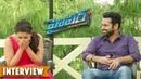 Ram Raashi Khanna Interview About HYPER Movie - Santosh Srinivas
