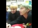 Ten imitating the weird intonation Lucas have when he speaks Korean during trainee days ㅋㅋㅋ