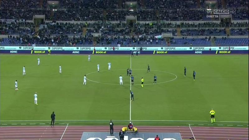 Lazio vs Napoli ► Full Match HD ► Calcio 17/18