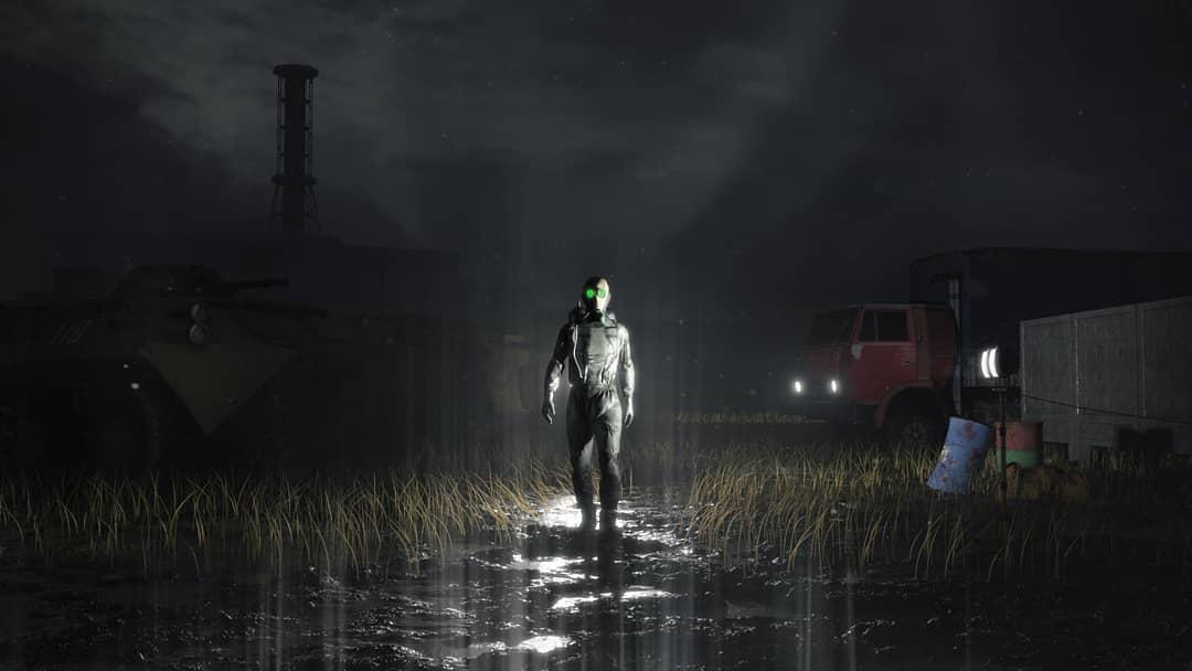 Chernobylite будет запущен на