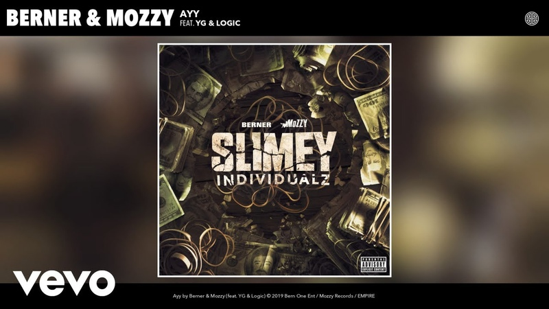 Berner, Mozzy - Ayy (Audio) ft. YG, Logic
