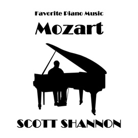 Wolfgang Amadeus Mozart альбом Favorite Piano Music - Mozart