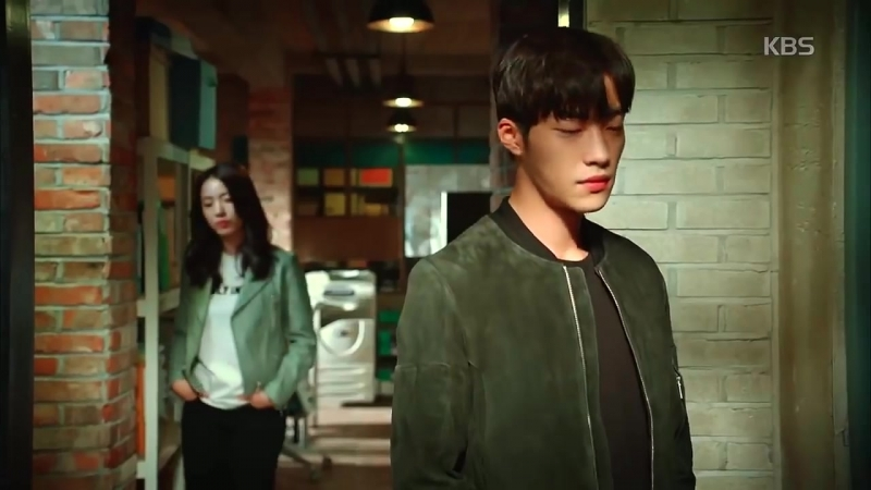 Jang Ha Ri × Kim Min Joon Бешеный пёс