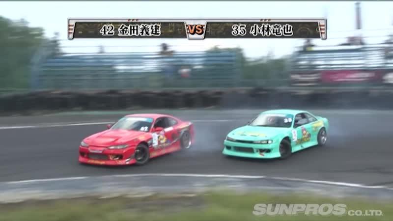 D1SL 2015 Rd 5 at Ebisu Circuit 2