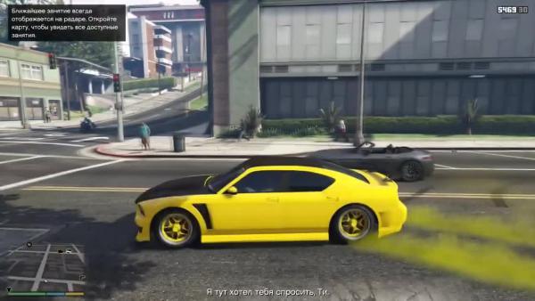 GTA V - Разрушители Легенд 31