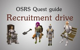 Recruitment Drive quest - vk.comrunescape_ru