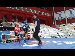 Открытый ринг по тайскому боксу. Dim_20181013_204911