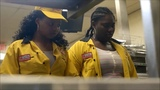 Taystee and Tamika get high (Orange Is The New Black season 6 episode 8)