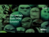 Changed Daily and Slade Outselect - Live @ No Rules Fat Vibez (18.06.2018)