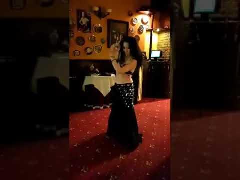 Танец живота. Ресторан Александр. Тюмень