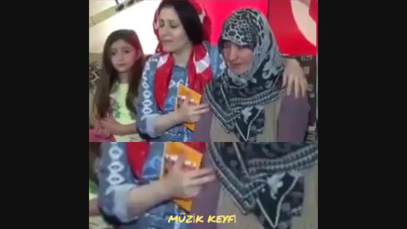 Şehid ailesi