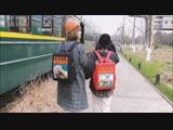 Привет! Harajuku original design backpack