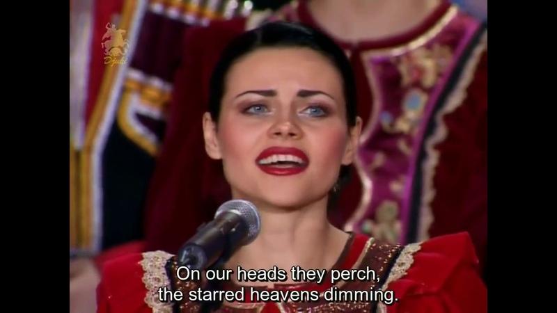 Ой стога стога и Встань за веру, русская земля(прощание славянки) ,Кубанский Казачий Хор