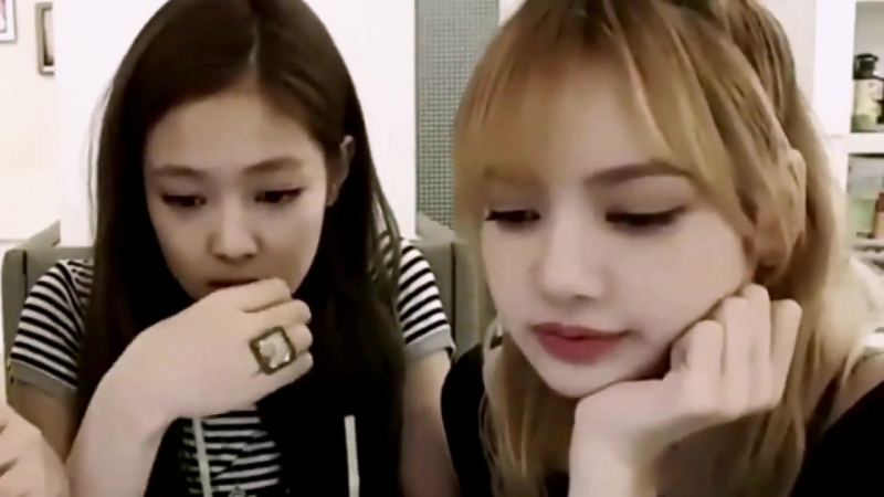 JENLISA COULD BE YOUR CRUSH