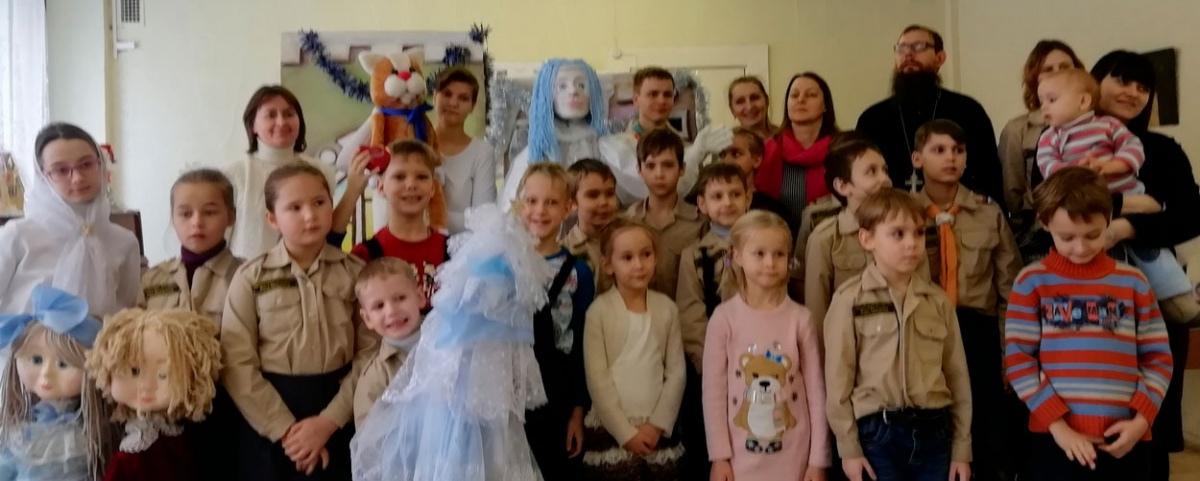 В Тольятти  разведчики приняли участие в празднике