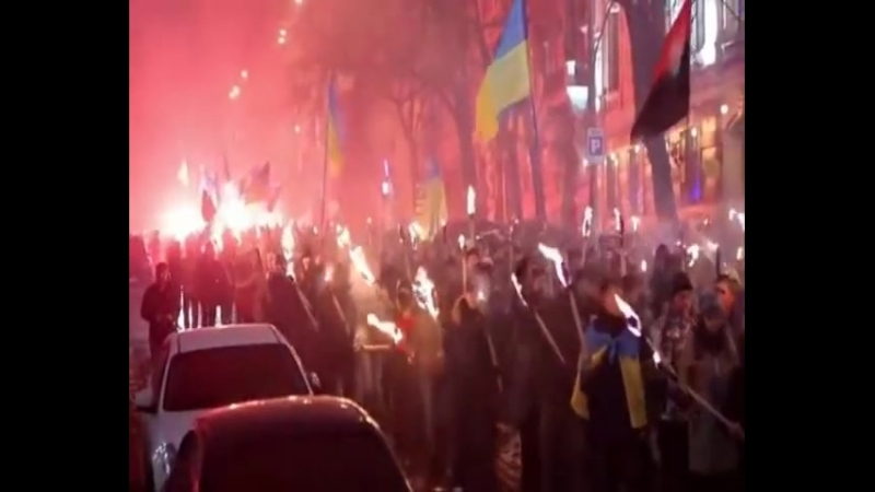 Обыкновенный фашизм в Украине или каратели-русофобы на службе Киевской хунты. Документальный фильм.