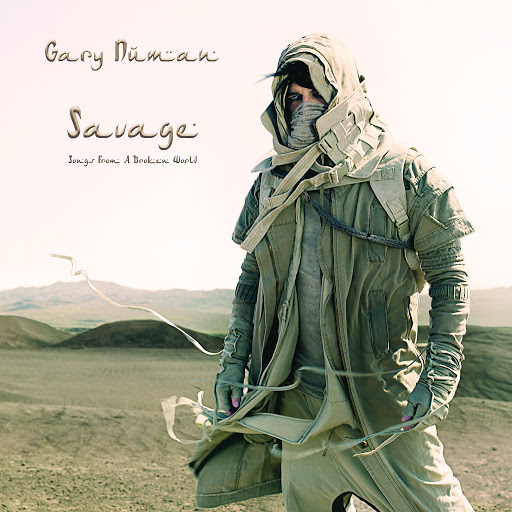 Gary Numan альбом Savage (Songs from a Broken World) [Expanded Edition]