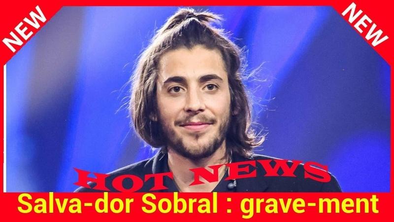 Salvador Sobral gravement malade, le gagnant de l'Eurovision 2017 interrompt sa