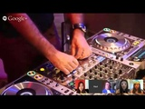 How I do it - How to mix - Paul Oakenfold - How to DJ Basics - Google hangout 2014