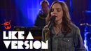 CHVRCHES cover Kendrick Lamar 'LOVE ' for Like A Version