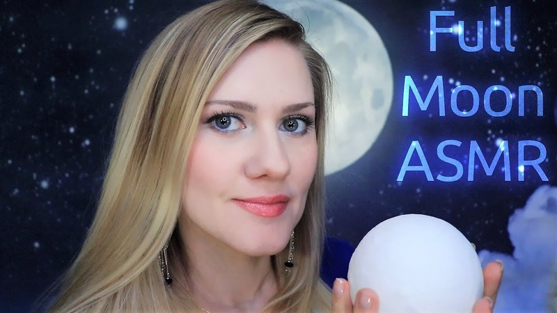 Full Moon 🌝 ASMR 🌝 Whisper