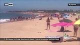 В Испании на пляж приплыла лодка с нелегальными мигрантами