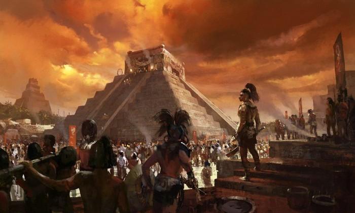Крупное открытие: цивилизация майя оказалась намного сложнее, чем мы думали DPCjAboanQ8