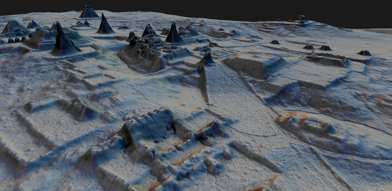 Крупное открытие: цивилизация майя оказалась намного сложнее, чем мы думали UVHRKgw1VKk