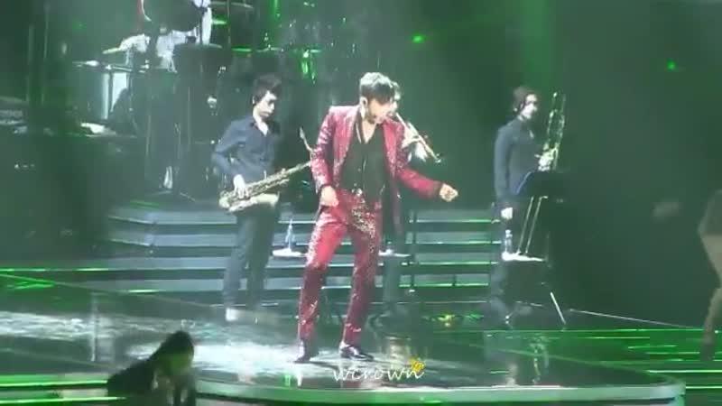 181020 Live Tour Tomorrow in Sapporo 2 - Jungle - 정윤호 유노윤호 yunho ユノ ユンホ