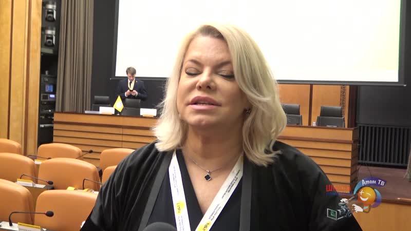 Ретроспектива Международного кинофестиваля Лампа. г. Женева 2018. Интервью с Яной Поплавской.