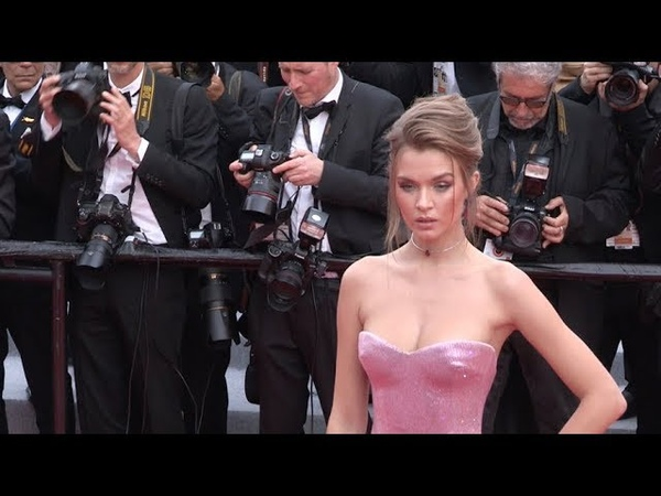 Josephine Skriver, Dakota Fanning and more at Once Upon A Time In Hollywood in Cannes