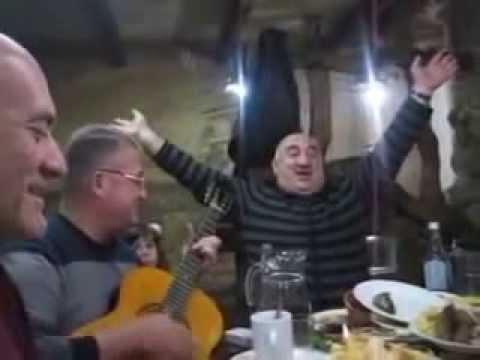 Korkota Tabaxmelashi Чунга чанга по грузински Chunga Changa Georgian