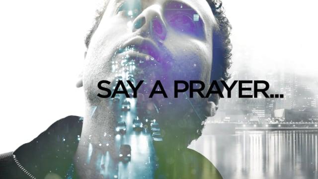 Martin Del Carpio Say a Prayer Nostalgia Lost Remix Official Lyric Video