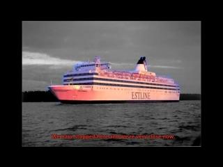 MS Estonia Mayday Call With Subtitles