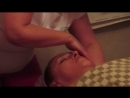 Оксана Косарева.Моменты хиромассажа лица.Красота рук