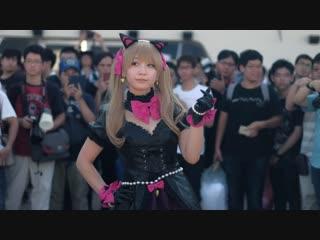 伊織もえさん│黒猫D.Va/THE iDOLM@STER シャイニーカラーズ/月岡恋鐘 🇹🇼 台湾FF32