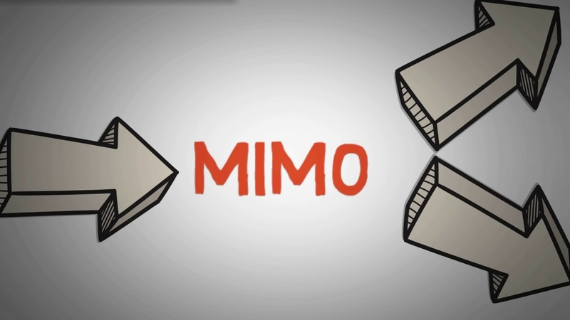 MIMO techniques - capacity coverage enhancement in 4G LTE