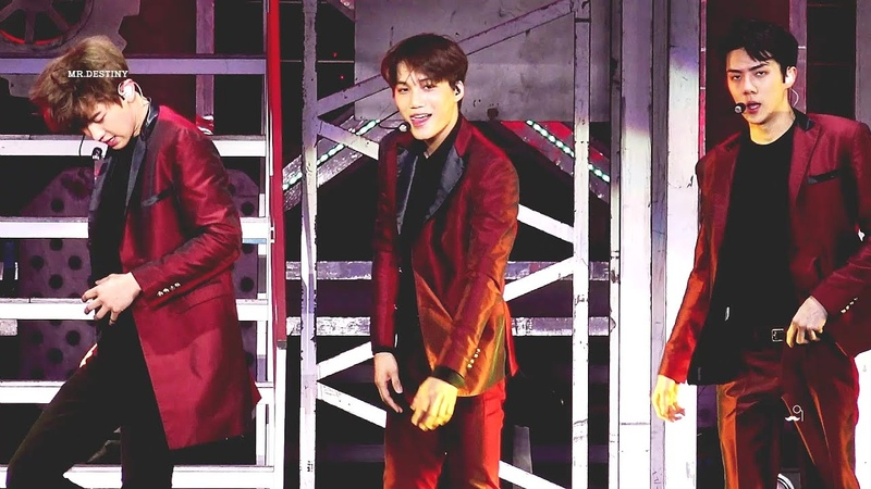 160305 THE EXO'LUXION in DALIAN - EXODUS KAI