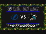 NHL   Lightning VS Sharks